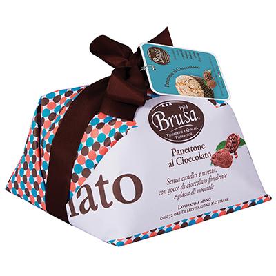 Panettone au chocolat 800 gr