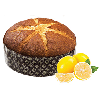 Panettone Paradis au citron 800 gr